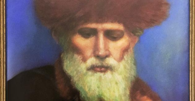 מײַן באַליבטסטע ירושה־זאַך: געמעל פֿון מײַן עלטער־זיידן