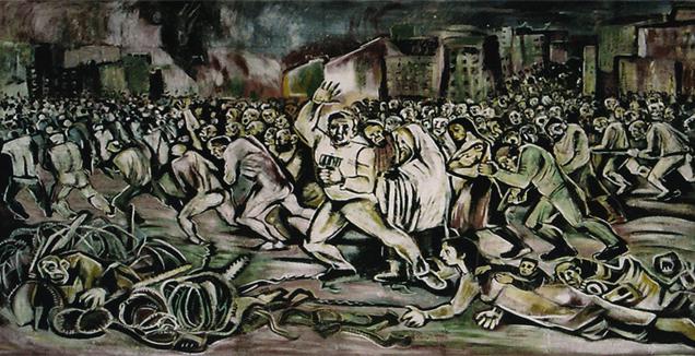 אַ פּראָטעסט צו די פֿירער פֿון דער אַשכּנזישער קהילה אין מעקסיקע