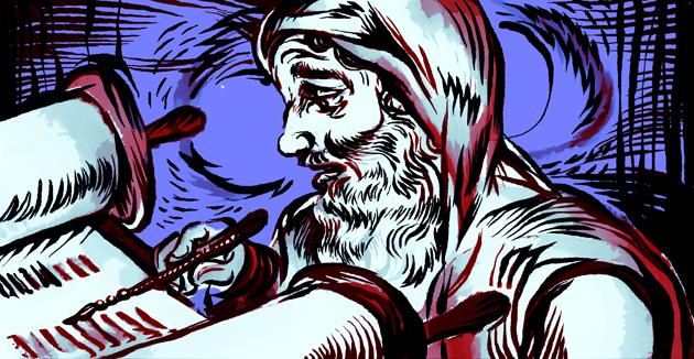 פֿאַר וואָס אַזאַ דערשלאָגנדיקע פּרשה?