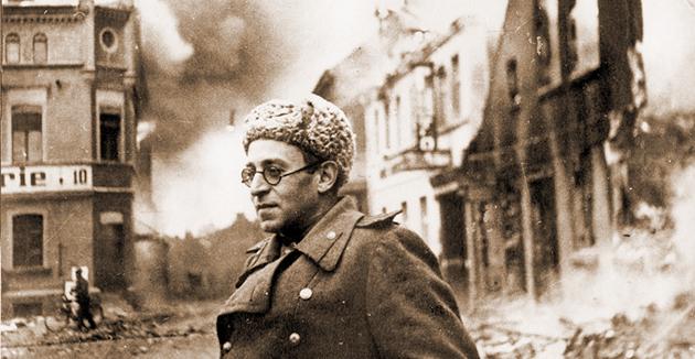 װאַסילי (יוסף) גראָסמאַן, בערלין 1945