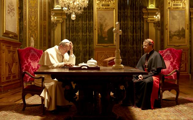 אַן עפּיזאָד פֿונעם פֿילם The Jewish Cardinal