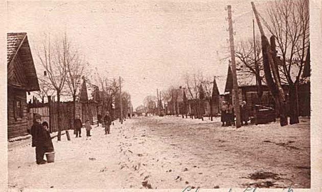 לאַכווע, פּוילן, אין 1926