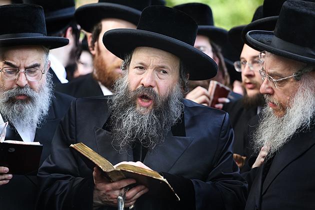 ר׳ מרדכי דוד אונגער