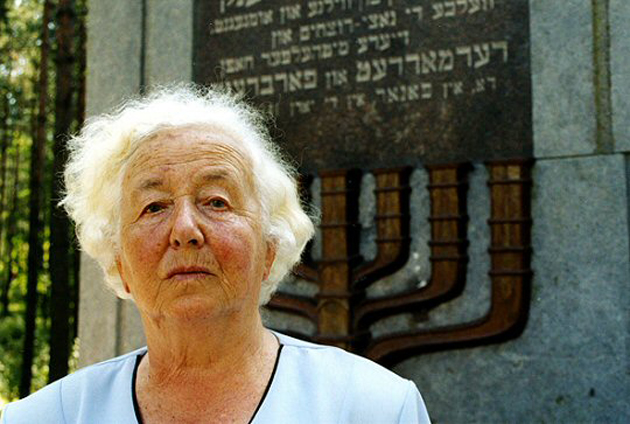 רחל מאַרגאָליס, 2004