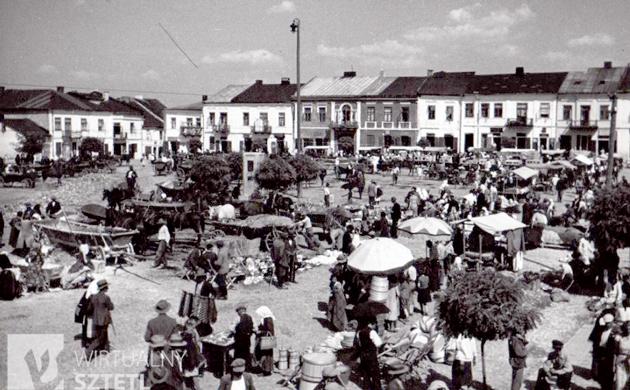 דערסטויפּינצער מאַרקפּלאַץ 1939