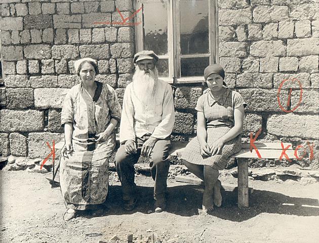 אַ ייִדישע משפּחה, קרים, 1927