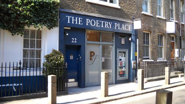 Poetry Cafe אין לאָנדאָן