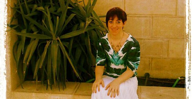 ליבי פּאָלאַק, בעת אַ באַזוך אין ירושלים, 2013