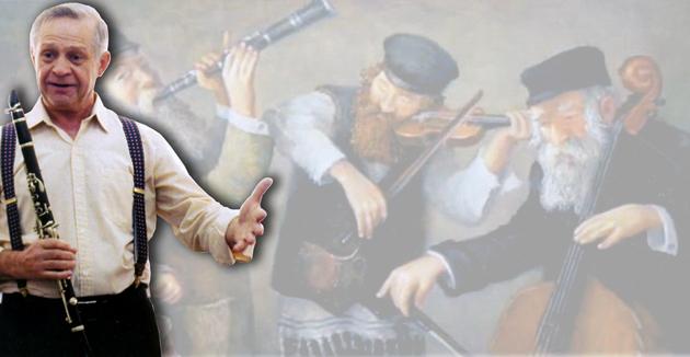 די קלעזמער־מוזיק ווײַזט דאָס בעסטע אינעם מענטשן