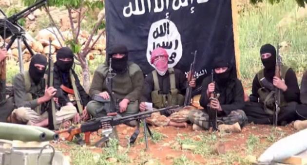 אַזוי ווי די נאַציס, מוז די וועלט באַקעמפֿן ISIS