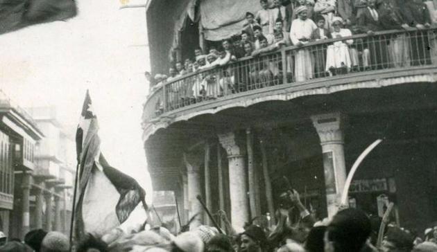 ראָלע פֿון מוסולמענער אין איראַקער פּאָגראָם פֿון 1941
