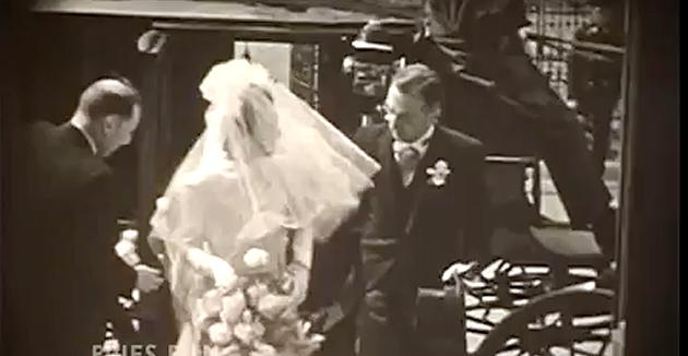 פֿילם פֿון פֿריזלענדישער ייִדישער חתונה פֿון 1939