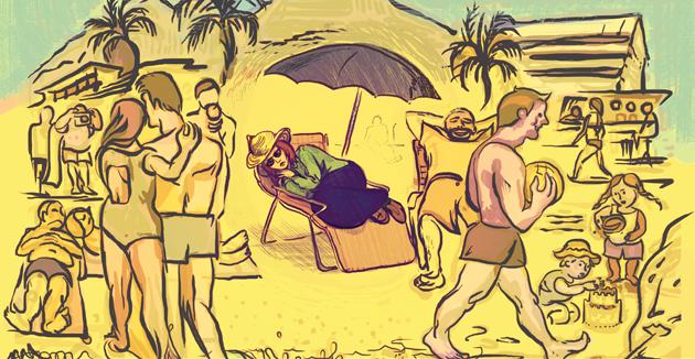 האַוואַיִיִ, אַ גן־עדן! אָבער פֿאַר װעמען?