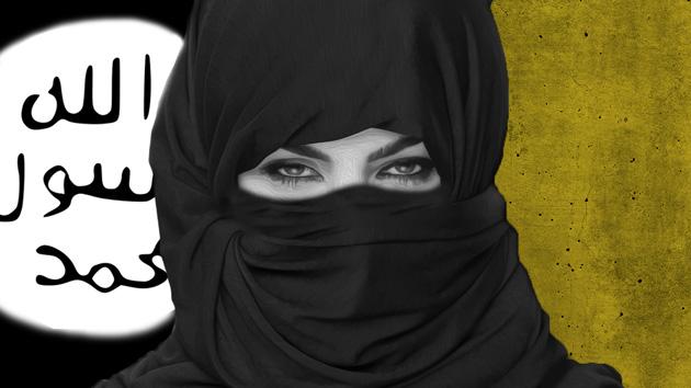 גרויסער אויפֿשטײַג פֿון דײַטשע פֿרויען אין ISIS