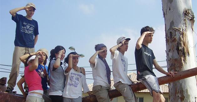 ס׳רובֿ יוגנטלעכע ישׂראלדיקע ייִדן האַלטן זיך פֿאַר ציוניסטן