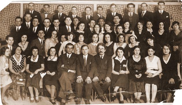 דער ייִדישער כאָר בײַם פּאַריזער אַרבעטער־רינג, 1931