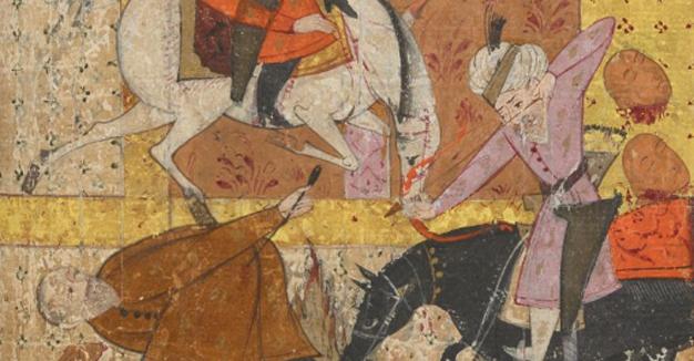 """אַן אילוסטראַציע צו עמרניס עפּיש ווערק """"פֿאַטך־נאַמע""""."""