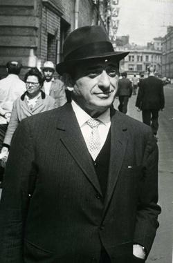 דזשאַן פּירס, אין מאָסקווע, 1963