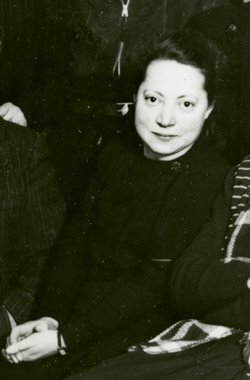 ראָזע קלעפּפֿיש, לאָדזש, יאַנואַר 1946